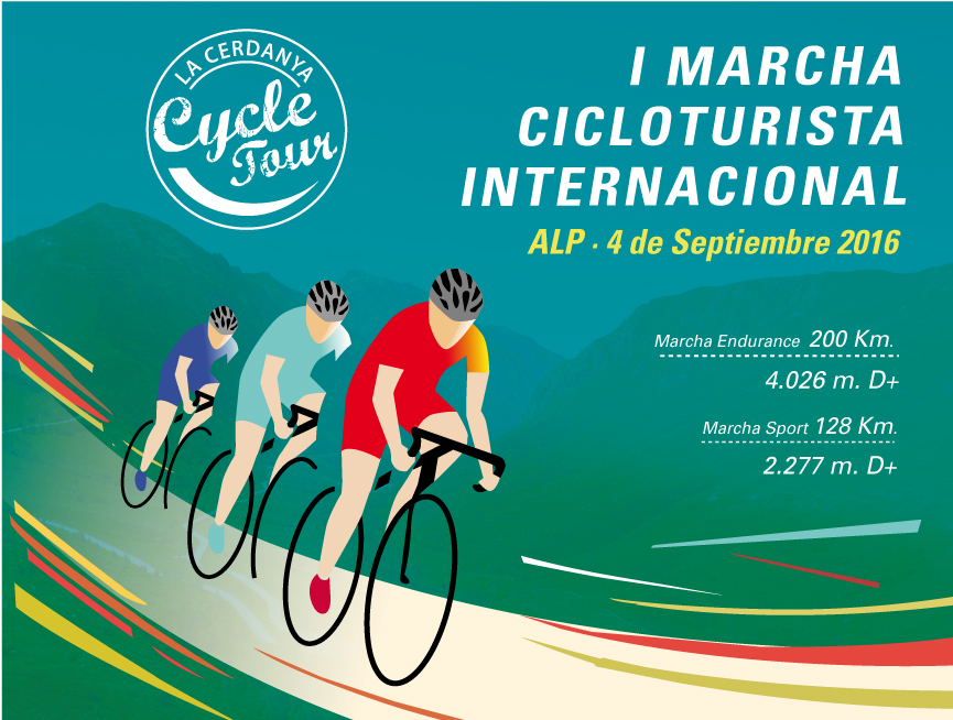 Welcome To The 1 St Edition Of The La Cerdanya Cycle Tour