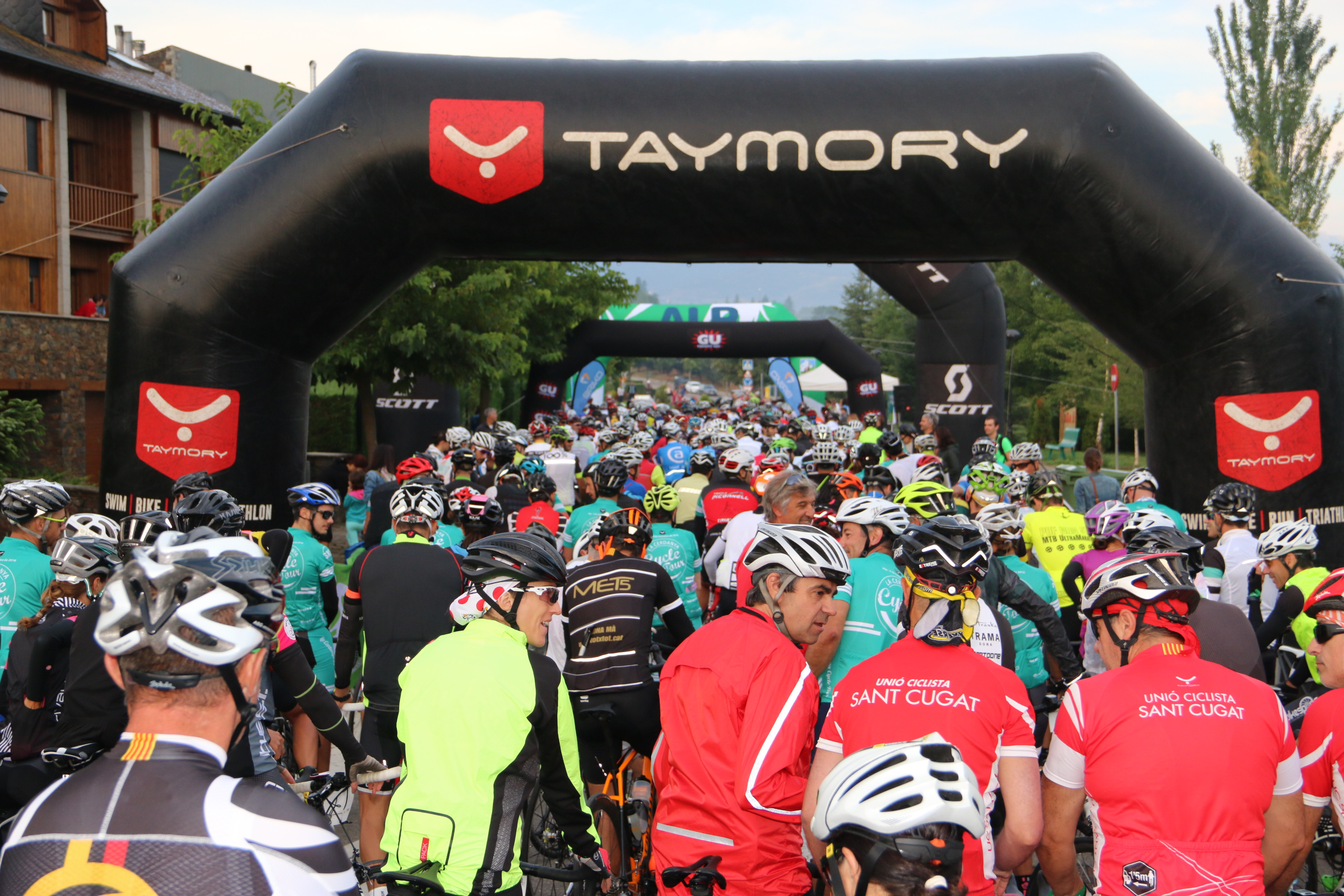 Winners Of A Free Registration For La Cerdanya Cycle Tour 2017